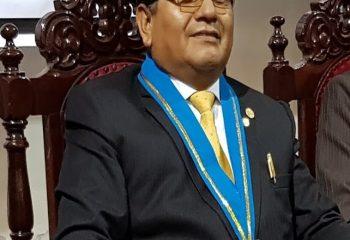 DECANO DR. LEOPOLDO WENCESLAO CONDORI CARI